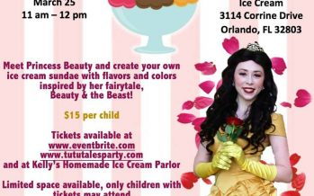 Orlando Princess Event
