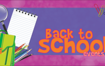 Back to School Event Guide 2018
