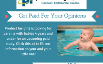 Central Florida Moms and Dads: Earn Money for Your Opinions