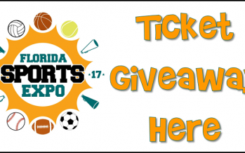 Florida Sports Expo Ticket Giveaway