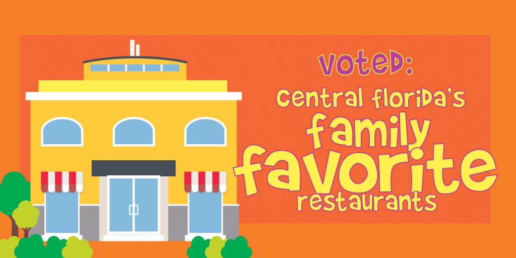 Favorite Restaurants For Kids In Central Florida