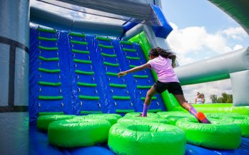 Orlando Great Inflatable Race 2017
