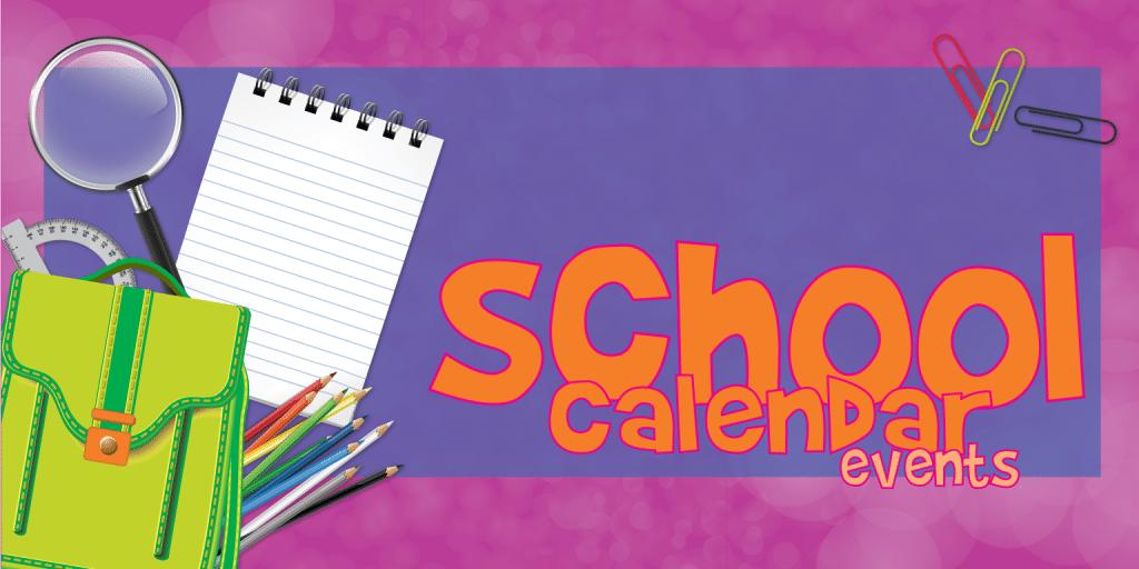2018-2019 Central Florida School Calendars