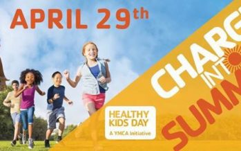 Lake Nona YMCA Healthy Kids Day