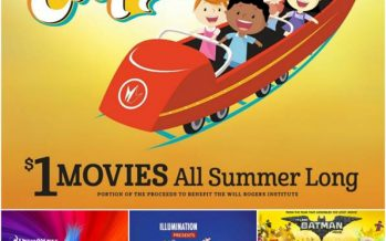 Regal Summer Movie Schedule 2017