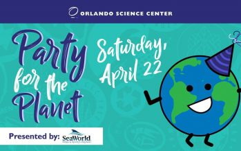 Orlando Science Center Earth Day 2017