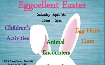 Central Florida Easter Events 2017