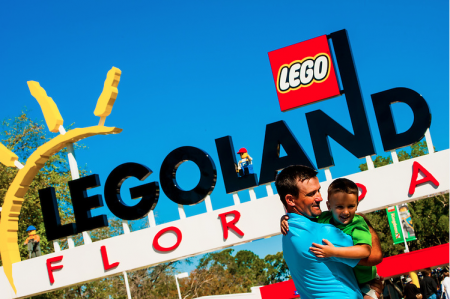 Frontier Airlines Free LEGOLAND Tickets Contest