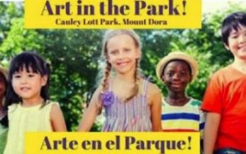 "Free Kids ""Art in the Park"" in Mount Dora"