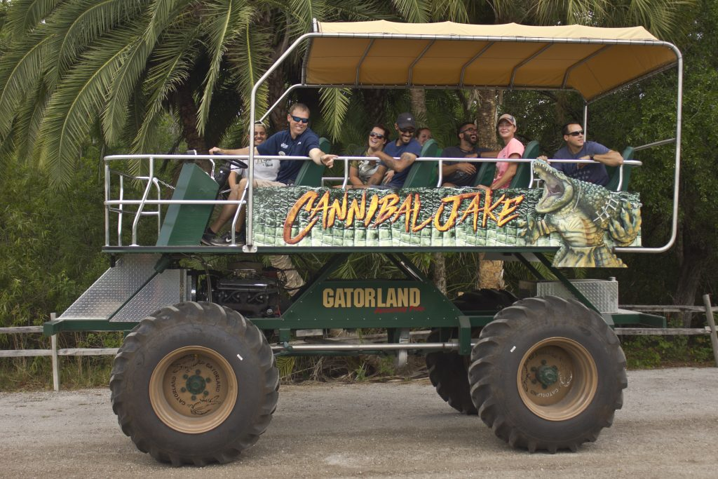 Gatorland Breaks Ground for Expansion