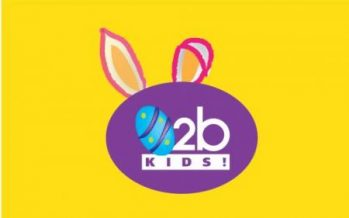 O2B Kids Egg Hunt & Eggstravaganza