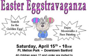 City of Sanford's Easter Eggstravaganza