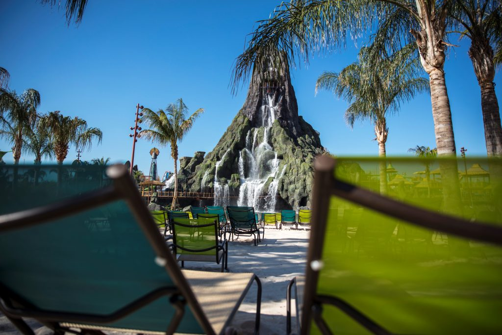 Universal Orlando Resort's Volcano Bay is Now Open