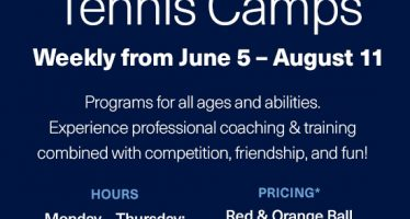 Orlando Tennis Summer Camp