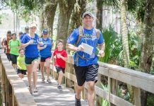 Orlando Father's Day Adventure Race