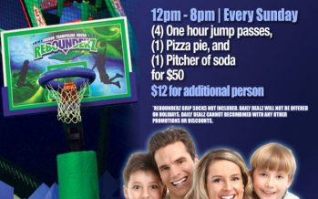 Rebounderz Family Fun Day