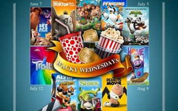 Premiere Cinemas Summer Kids Fest