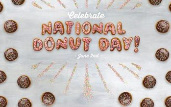 2017 National Donut Day