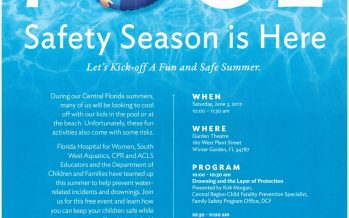 Orlando Pool Safety Event