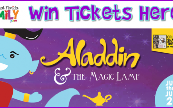 HUGE Orlando Family Ticket Giveaway