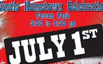 Eustis Hometown Celebration July 1st
