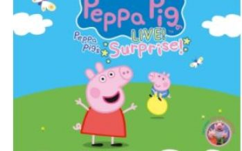 Peppa Pig Live! Tickets on Sale