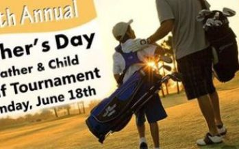 Father and Child Golf Tournament