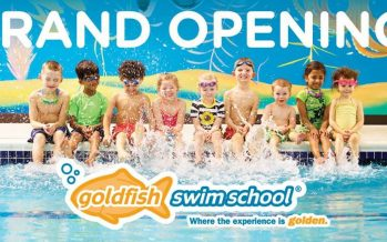 Grand Opening Party at Goldfish Swim School