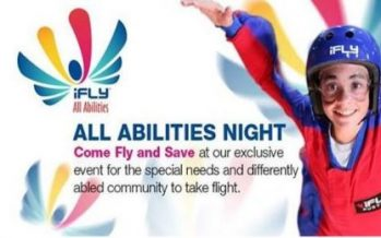 All Abilities Night at iFLY Orlando
