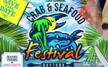 Crab & Seafood Festival in Port Orange