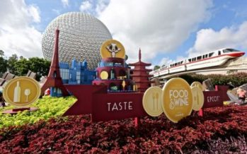 Epcot Food and Wine Festival 2018 Band Line Up