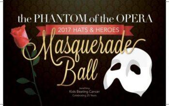 2017 Hats & Heroes Masquerade Ball