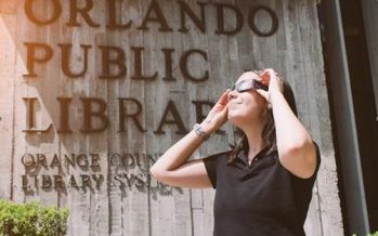 Orlando Libraries Host Eclipse Viewing Parties