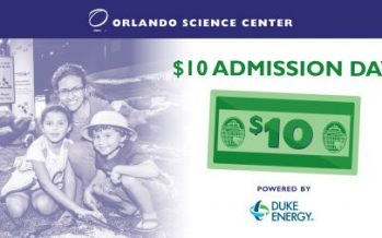 $10 Day at Orlando Science Center