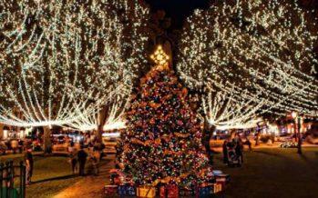 St. Augustine Nights of Lights 2017