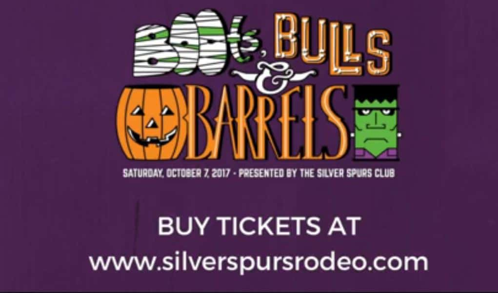 Silver Spurs Rodeo Halloween