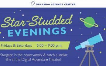 Orlando Science Center Star-Studded Evenings