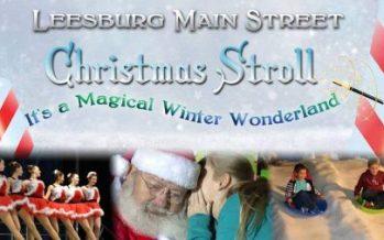 Leesburg Christmas Stroll 2017