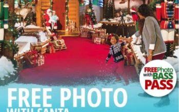 Bass Pro Shops Santa's Wonderland 2017