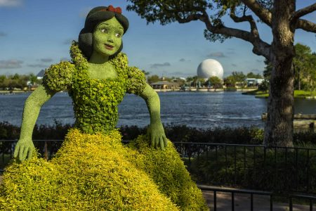 Epcot Flower and Garden Festival Concert Series