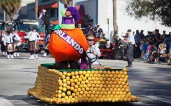 2017 Florida Citrus Parade