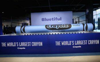 Crayola Experience Orlando Crayon
