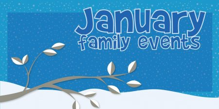 January Orlando Family Events 2018