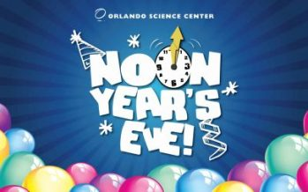 Orlando Science Center Noon Years Eve 2018