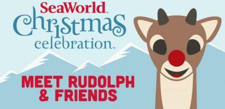 Rudolph Dinner Sea World Orlando