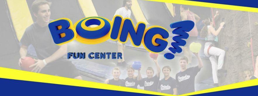 Boing! Fun Center Oviedo/UCF Weekly Specials