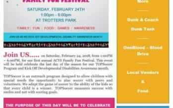 Orlando Family Fun Festival 2018