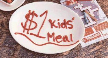 BJs Brewhouse Kids Eat Cheap