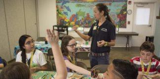 Brevard Zoo 2019 Spring Education Programs