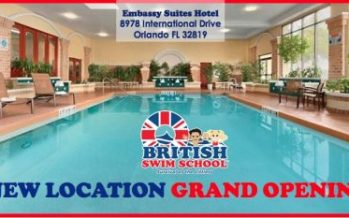 British Swim School Grand Opening